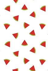 Katoen - Watermeloen