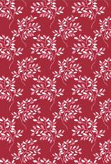 Katoen - Twig Red