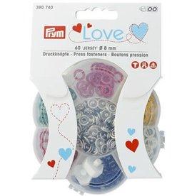 Prym Prym Love 390.740 - Jersey Drukknopen 8mm