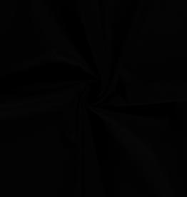 Viscose-linnen - Zwart