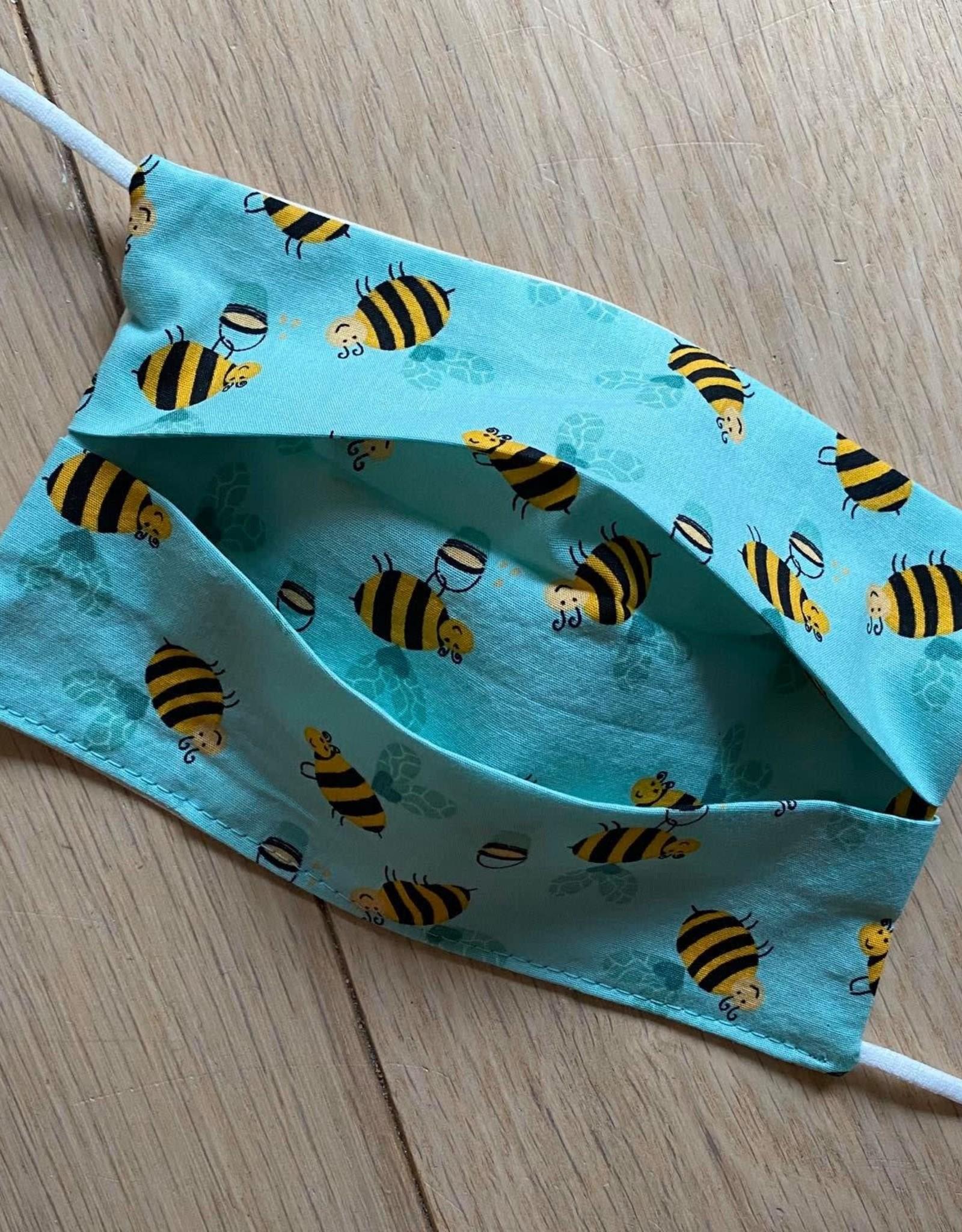 Mondmasker - Little Bee Mint - Enveloppe