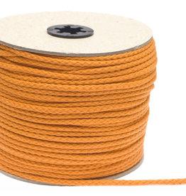 Katoenen Koord Oranje  - 5mm