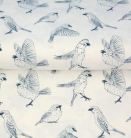 Katoen - Blue Birds