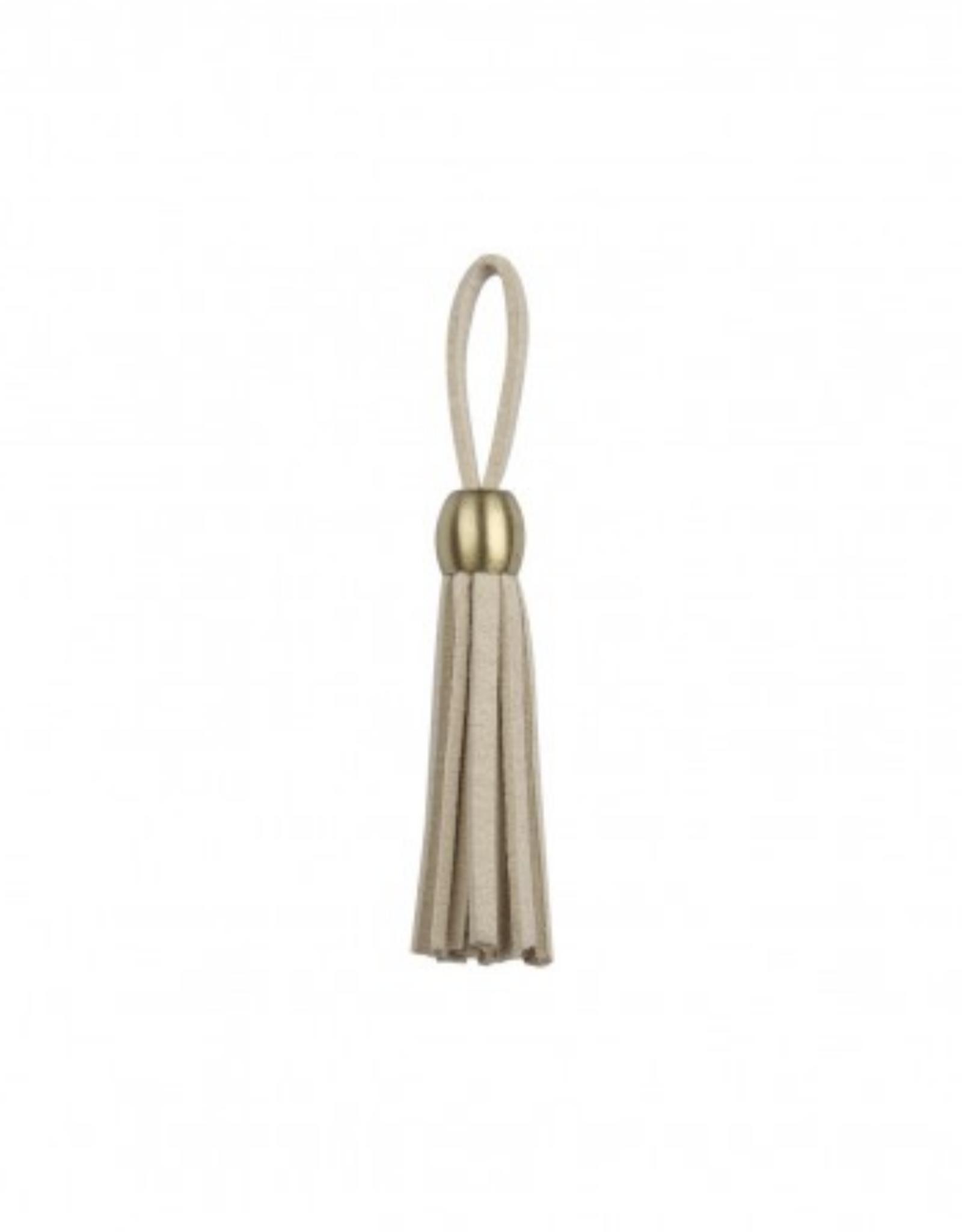 Clover Tassel - Brons 5mm - Ecru