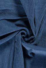 Big Rib - Jeansblauw