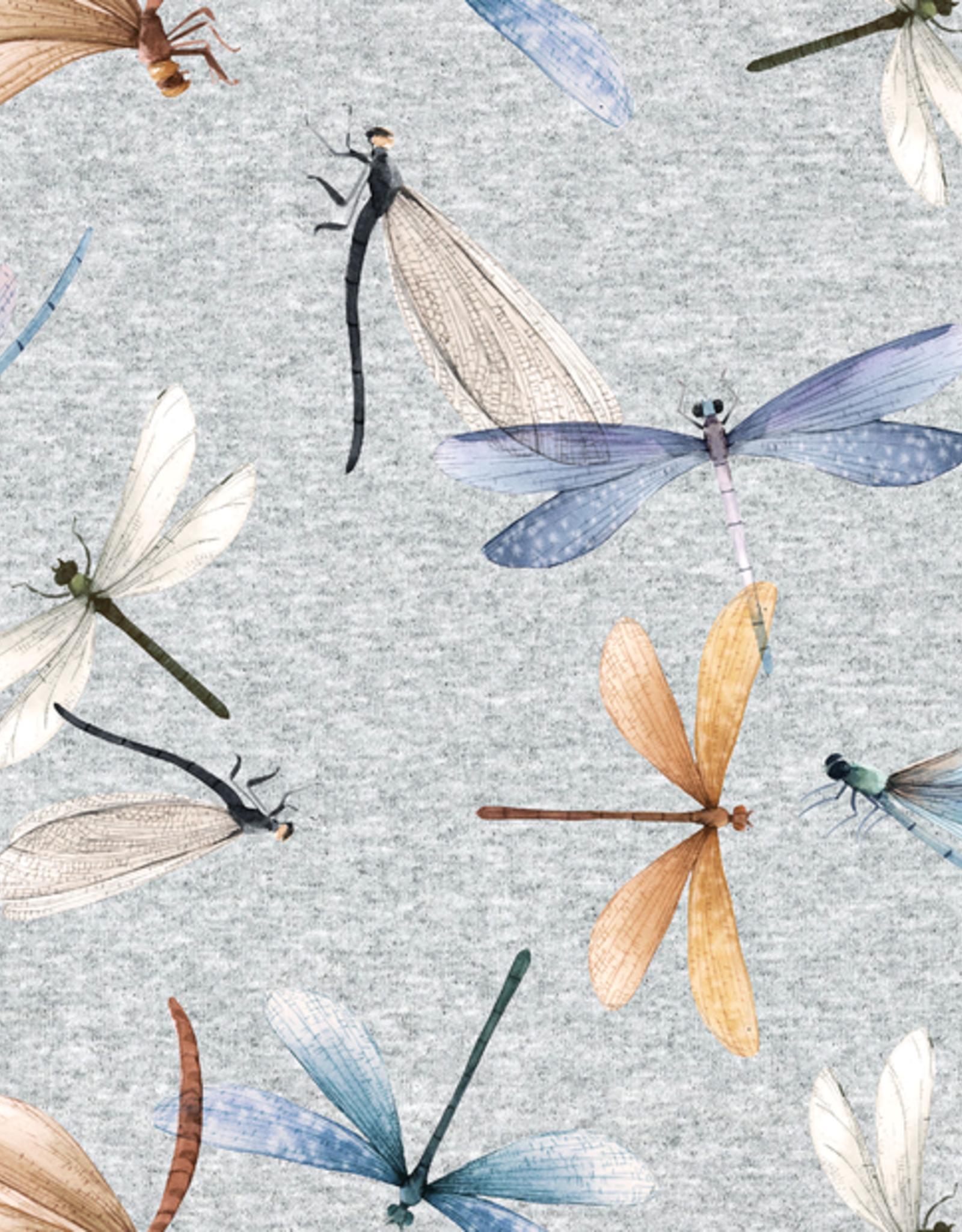 Tricot - Libellen Melange