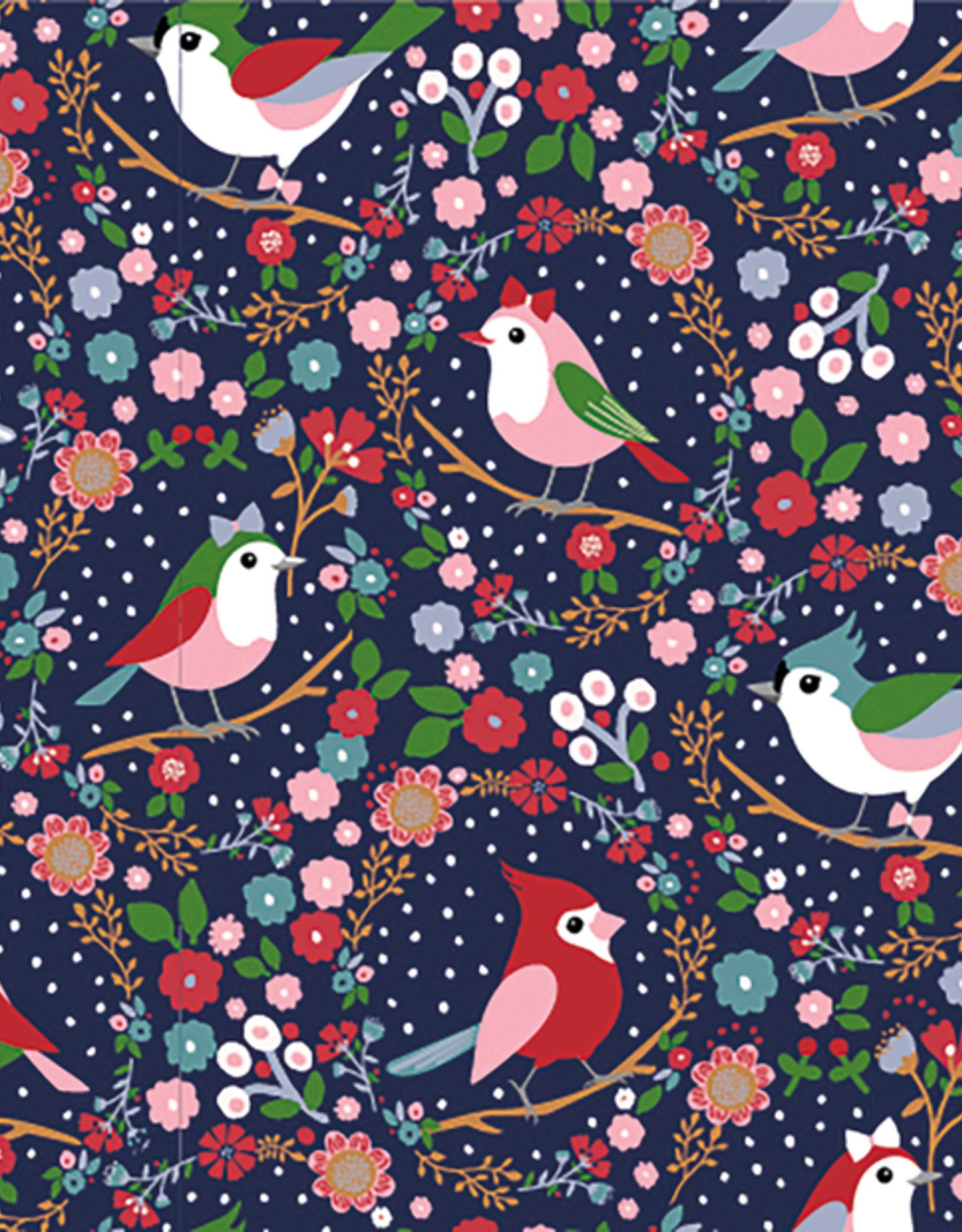 Tricot - Navy Birds