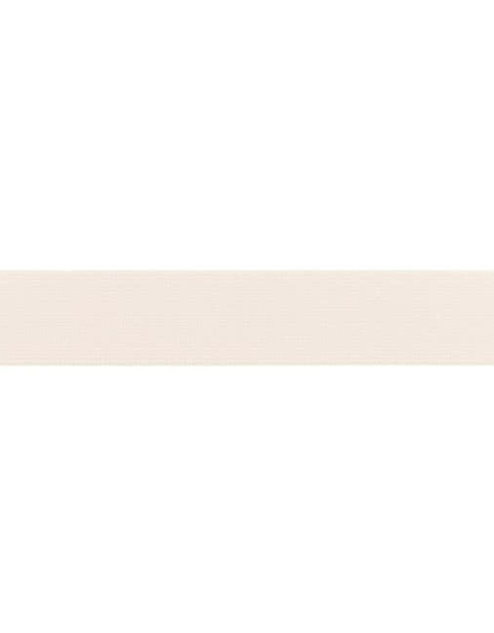 Soft elastiek 25mm - Zachtrose