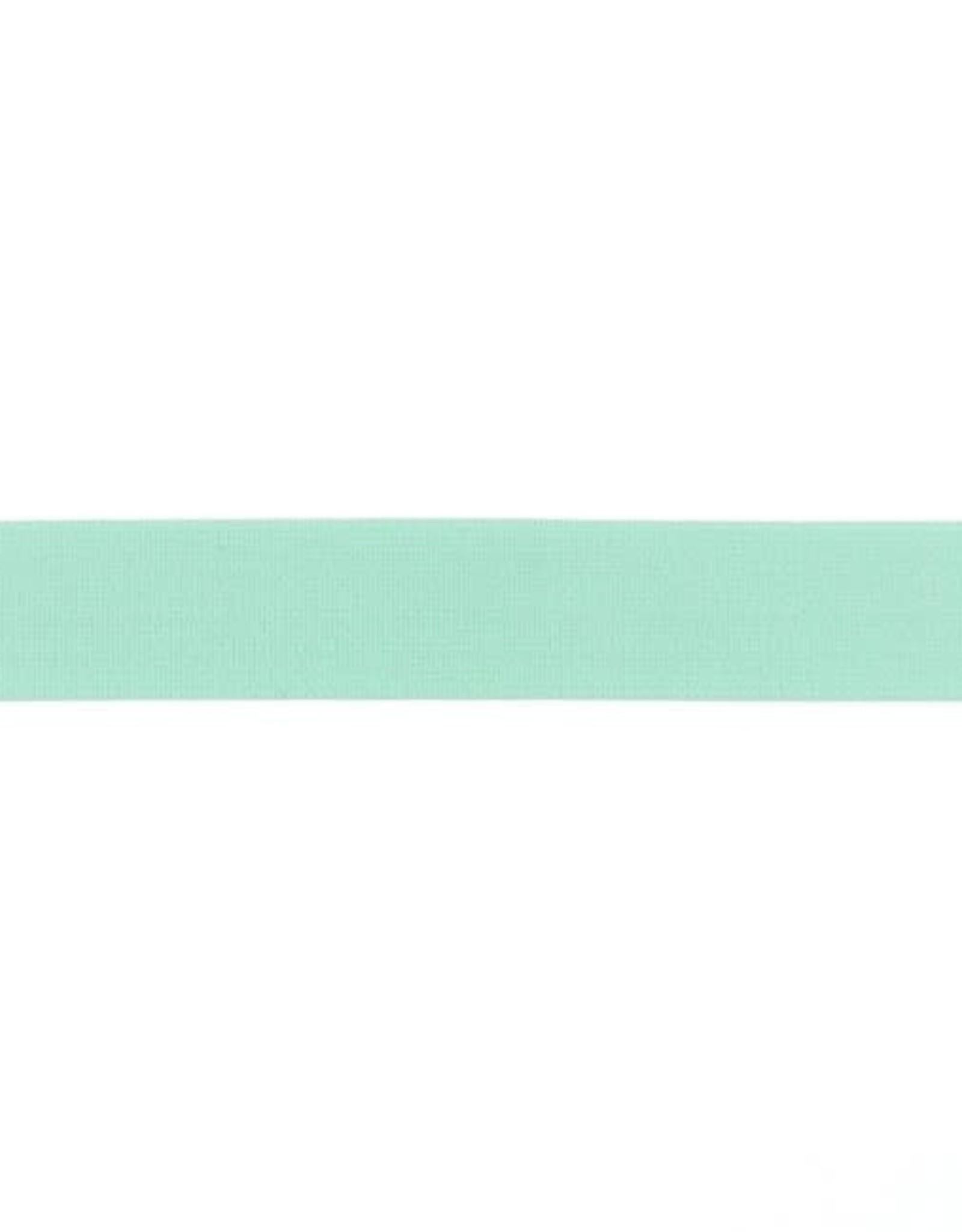 Soft elastiek 25mm - Mint