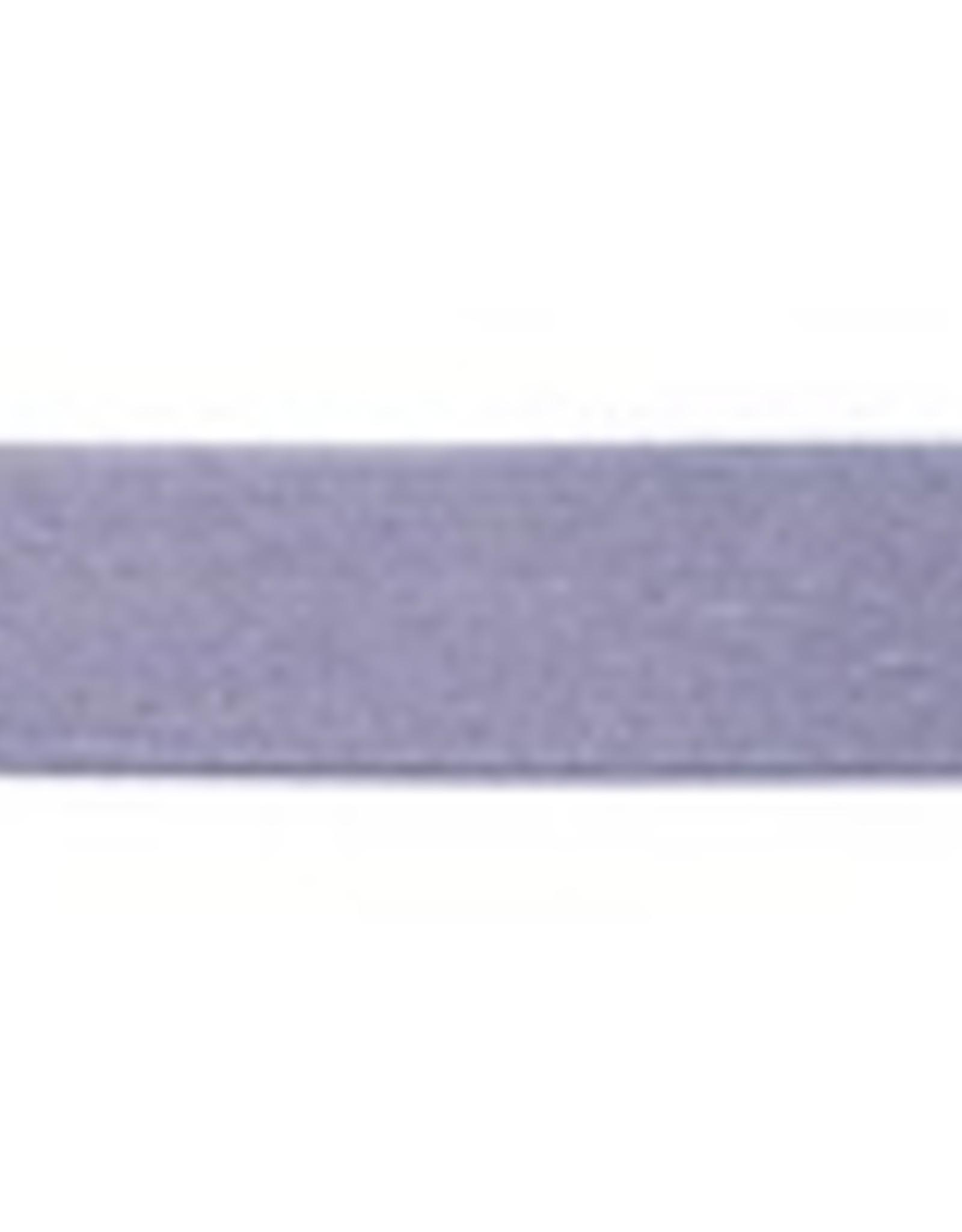 Glitterelastiek 50mm - Jeansblauw