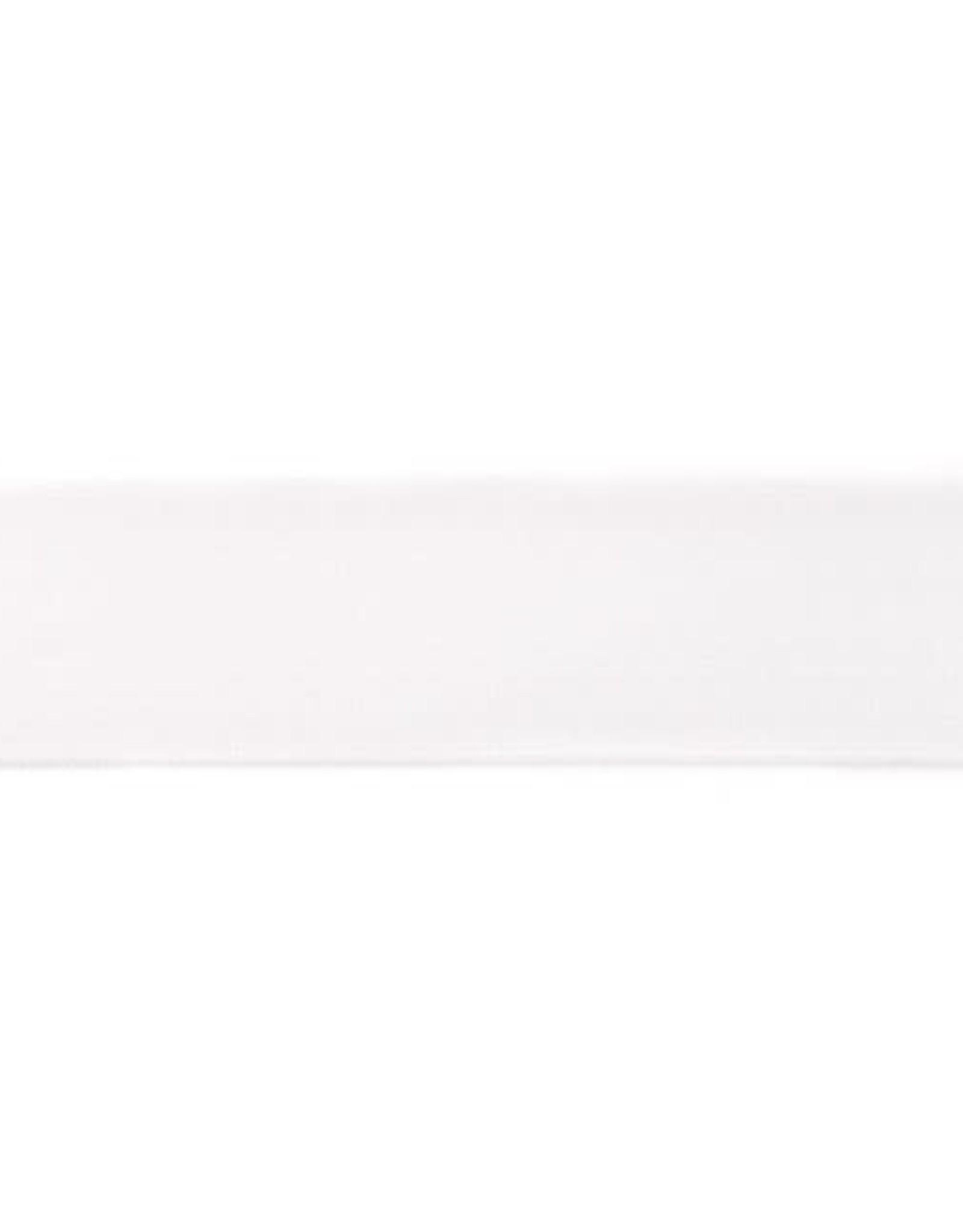 Soft elastiek 40mm - Wit