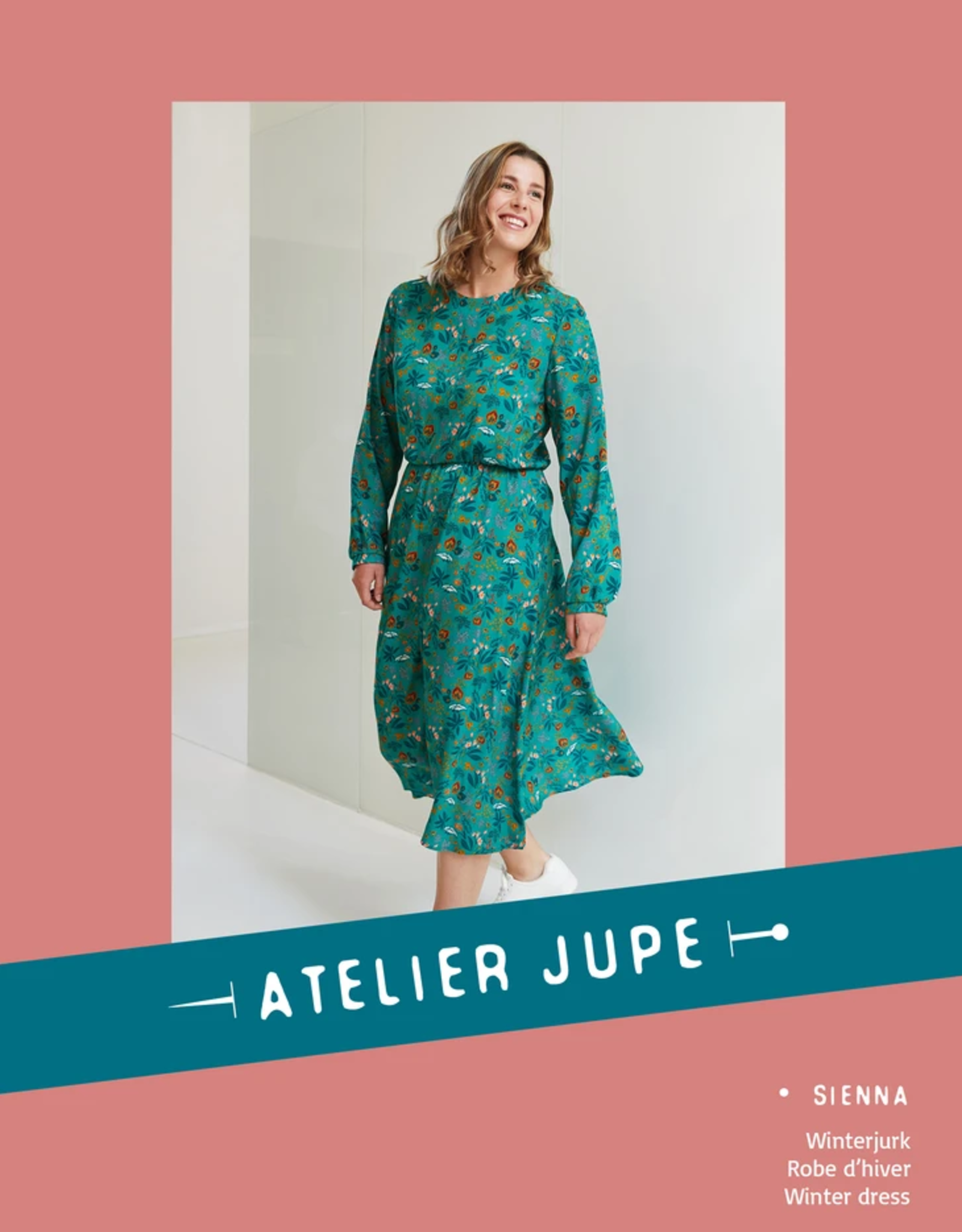 Atelier Jupe Atelier Jupe - Sienna Winterjurk