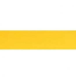 Schuin geweven elastiek 40mm - Geel