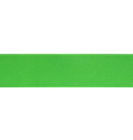 Schuin geweven elastiek 40mm - Groen