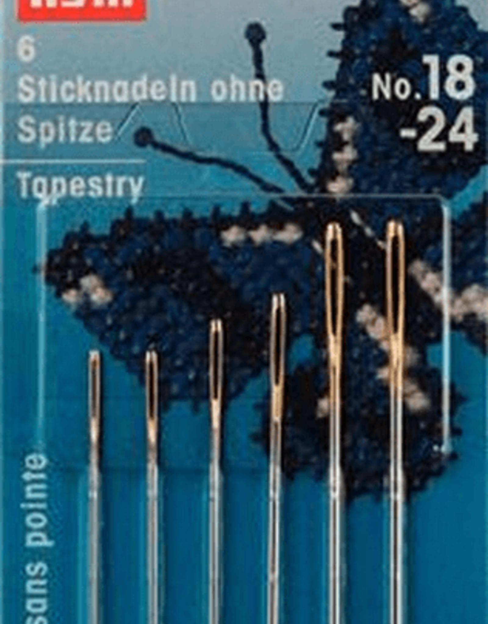 Prym Prym 125.560  - Borduurnaalden zonder punt assor. nr.18-24