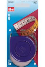 Prym Prym 282.201 - Rolcentimeter MAXI wit of paars
