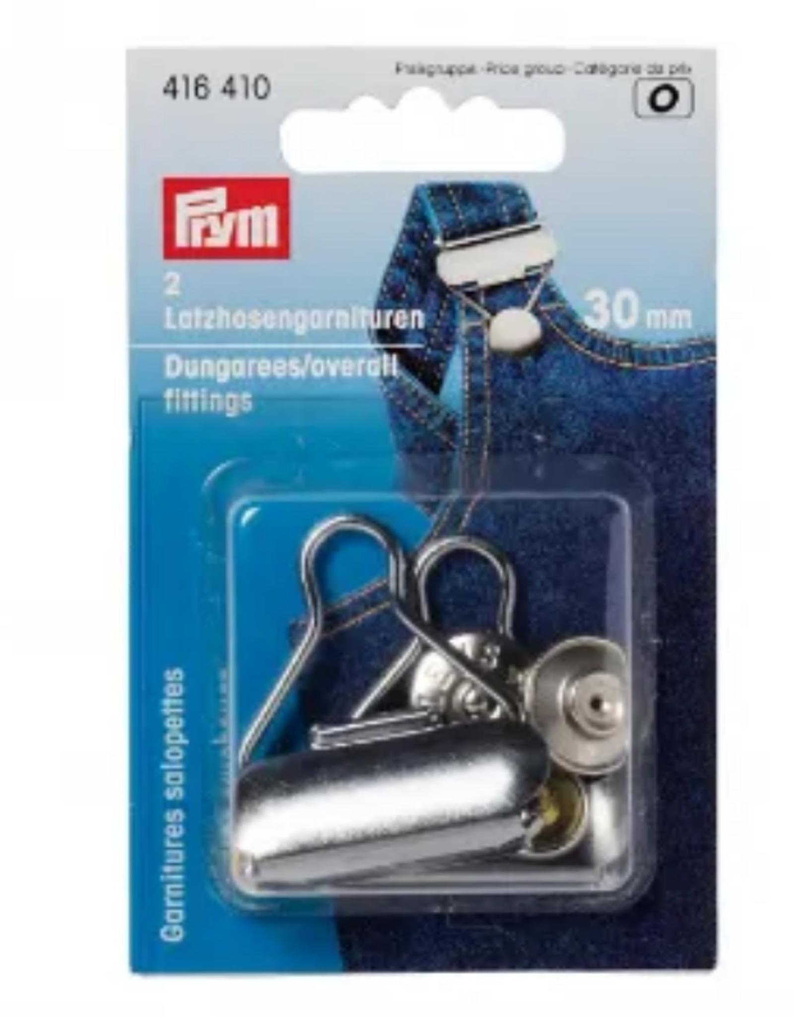 Prym Prym 416.410 - Gespen voor Tuinbroek 30mm
