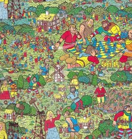Tricot - Where is Wally Forest