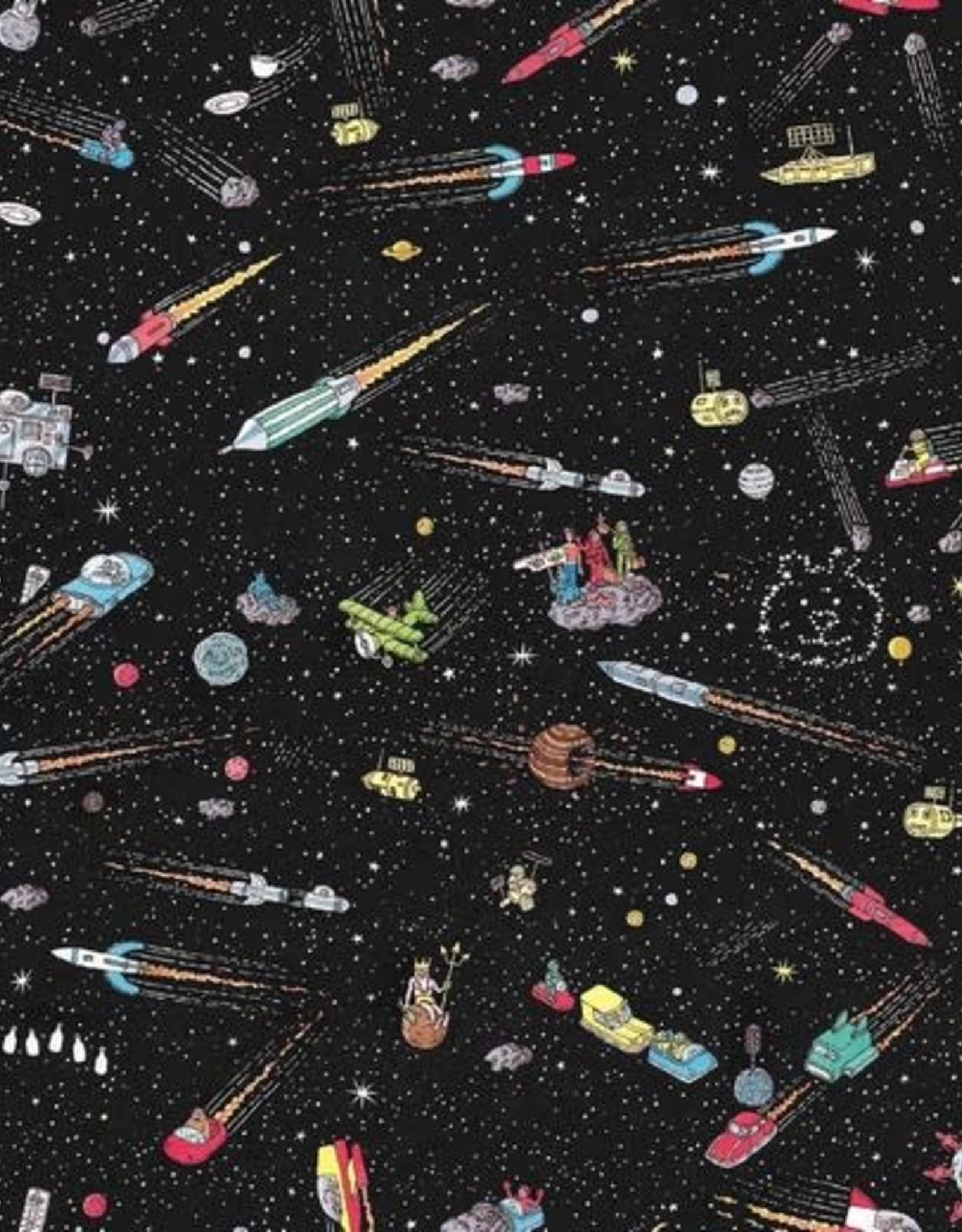 Tricot - Where is Wally Space - Black