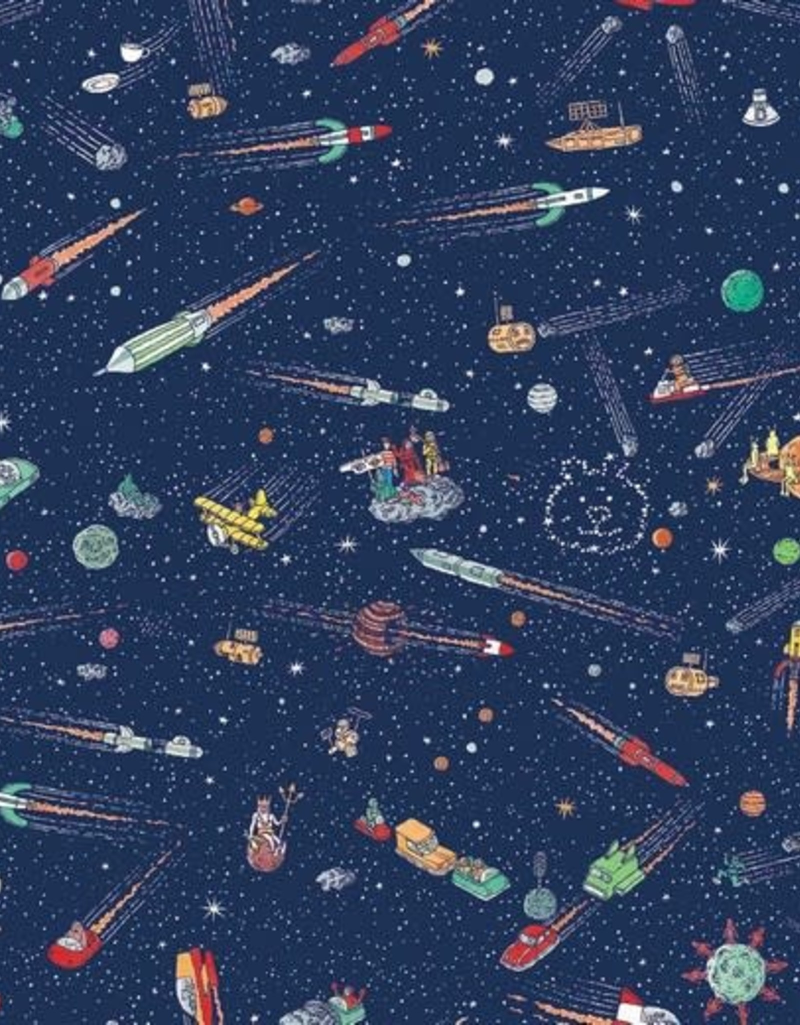Tricot - Where is Wally Space - Blue