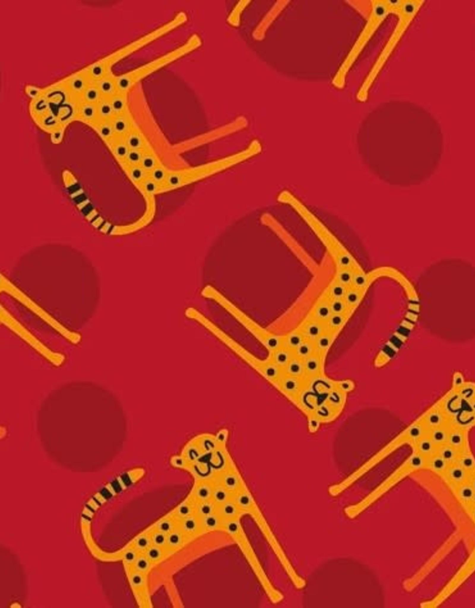 Tricot - Dieren Red