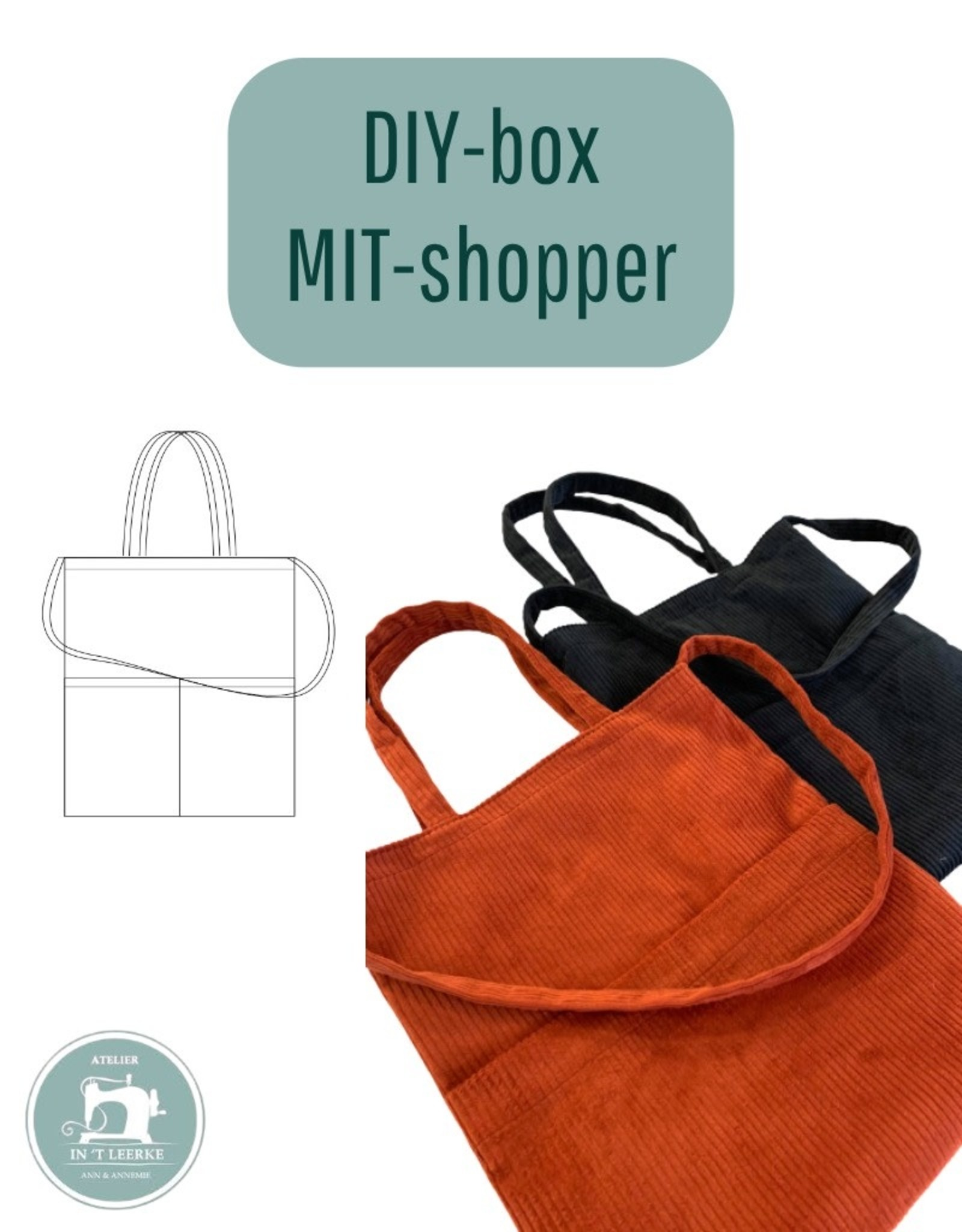 DIY-box - MIT-shopper