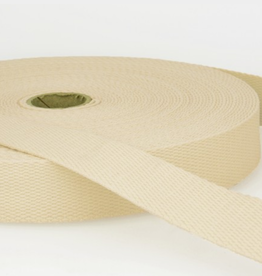 Tassenband - Ecru - 30mm