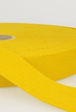 Tassenband - Geel - 30mm