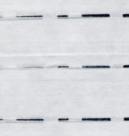 Plak-en-vouw-om 25mm - Wit