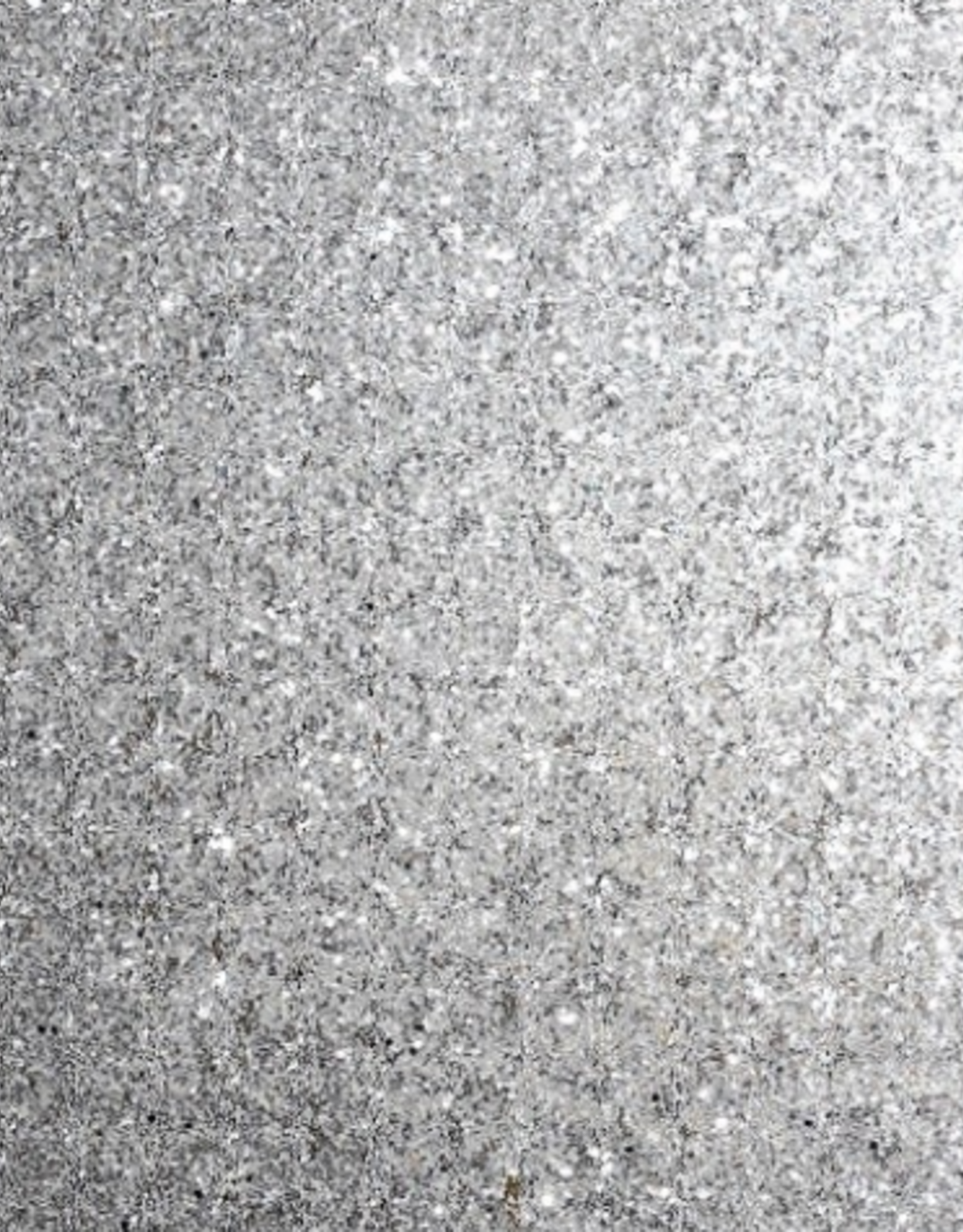 Vouwtres 20mm - Glitter Zilver