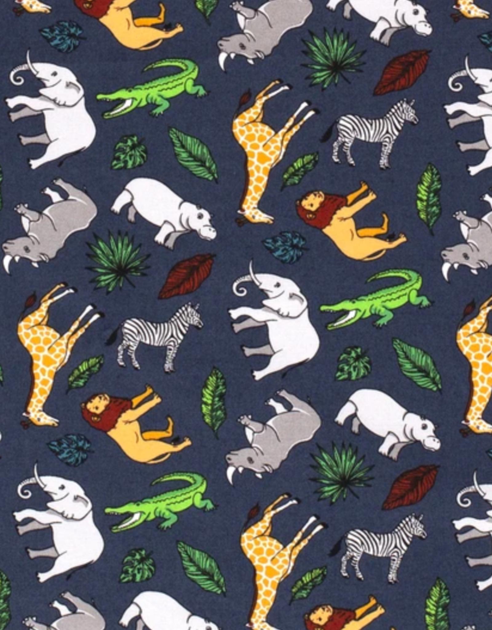 Katoen - Safari Jeans