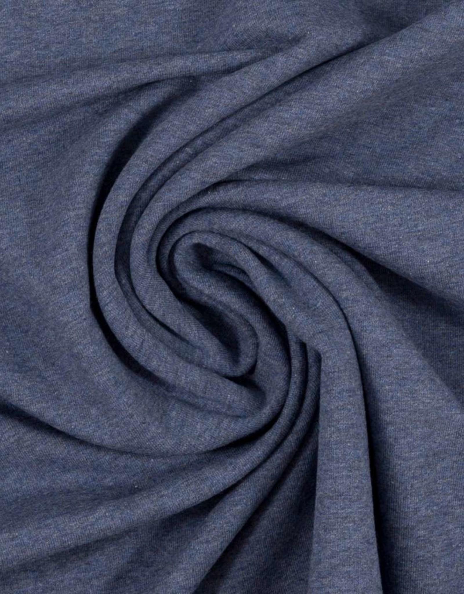 Sweat Melange - Licht Jeans