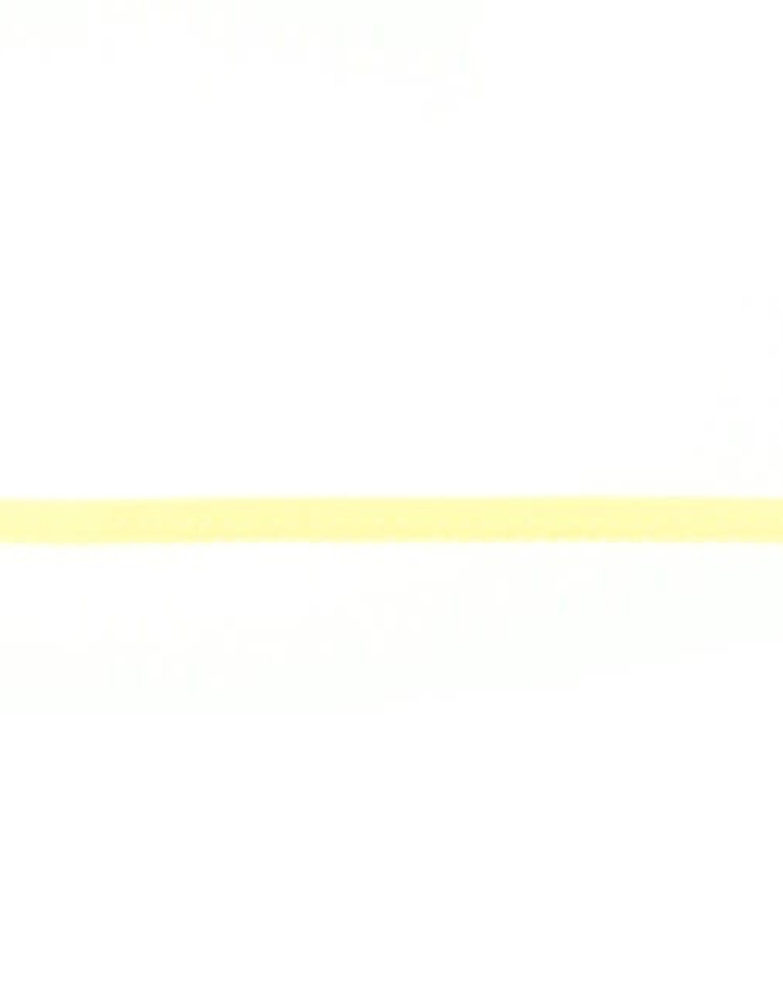 Vouwtres Luxe - Geel