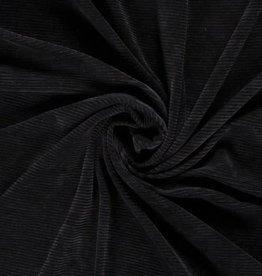 Big Knit Rib - Zwart