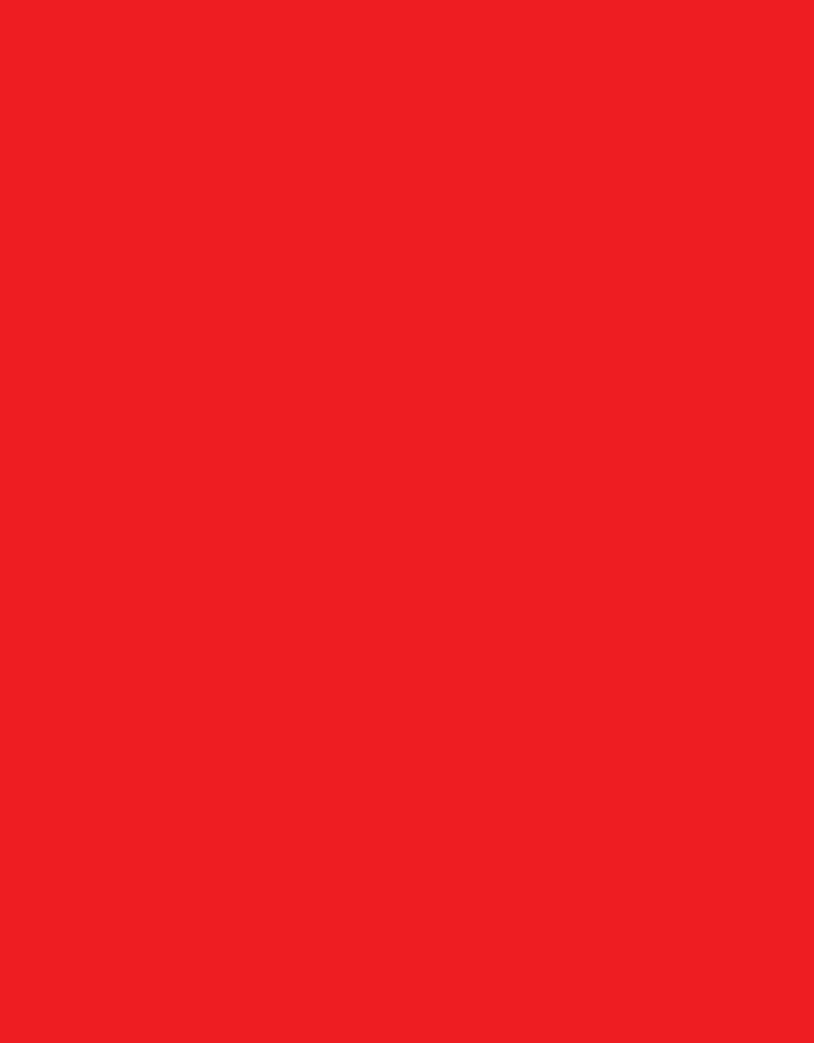 Elastische biais JERSEY - Rood