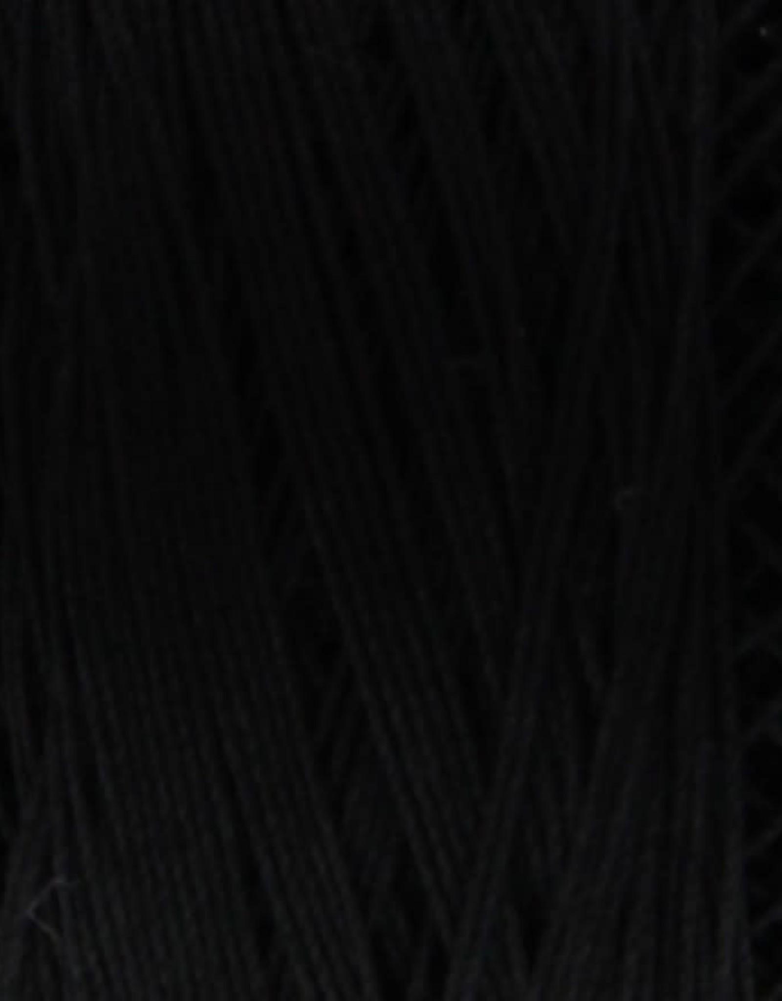 Elastische biais JERSEY - Zwart