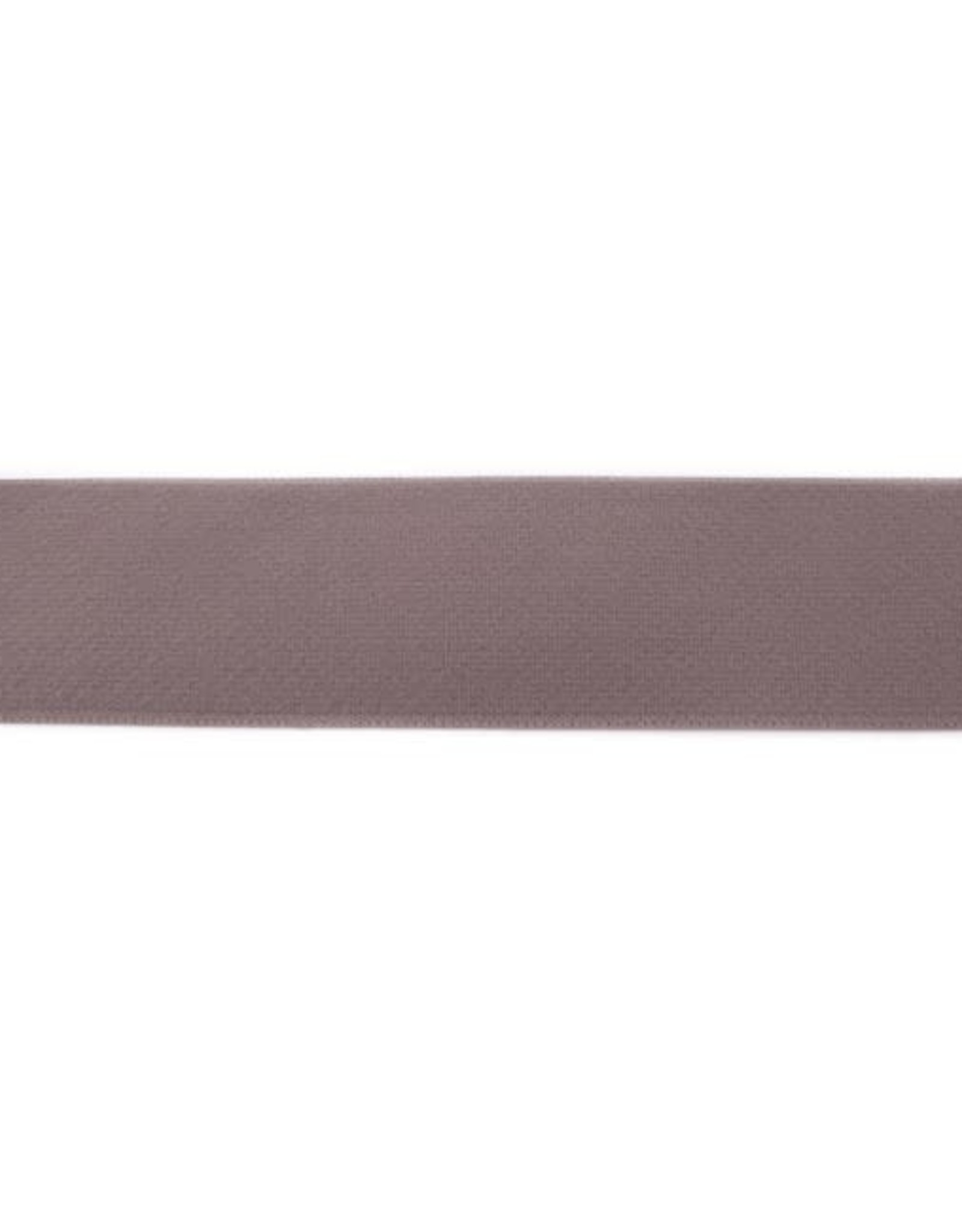 Soft elastiek 40mm - Taupe