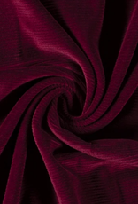 Big Knit Rib - Bordeaux