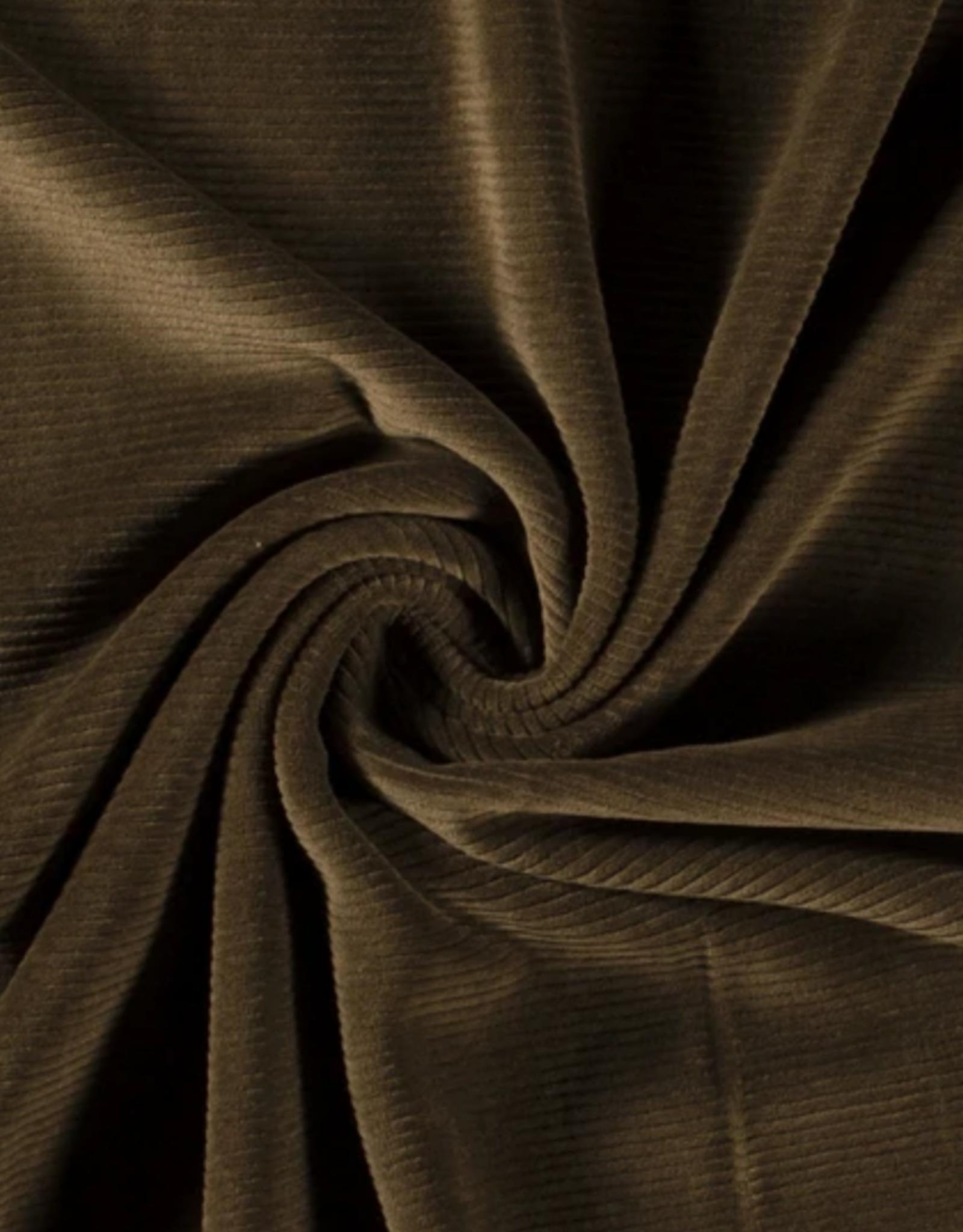 Big Knit Rib - Khaki