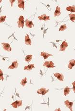 Family Fabrics Tricot - Family Fabrics - Poppy