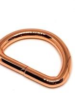 Prym D-ring - 25mm - Rosegold