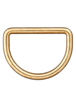 D-ring 20mm - Goud