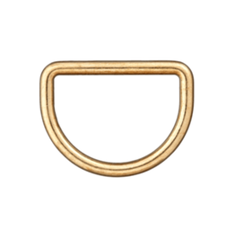 D-ring 40mm - Goud