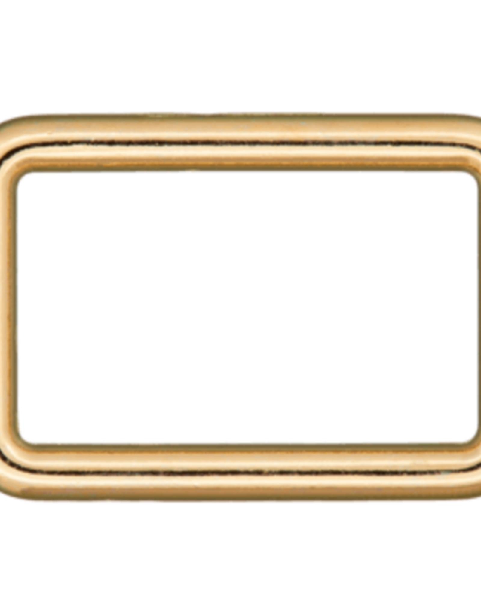 Passant 20mm - Goud