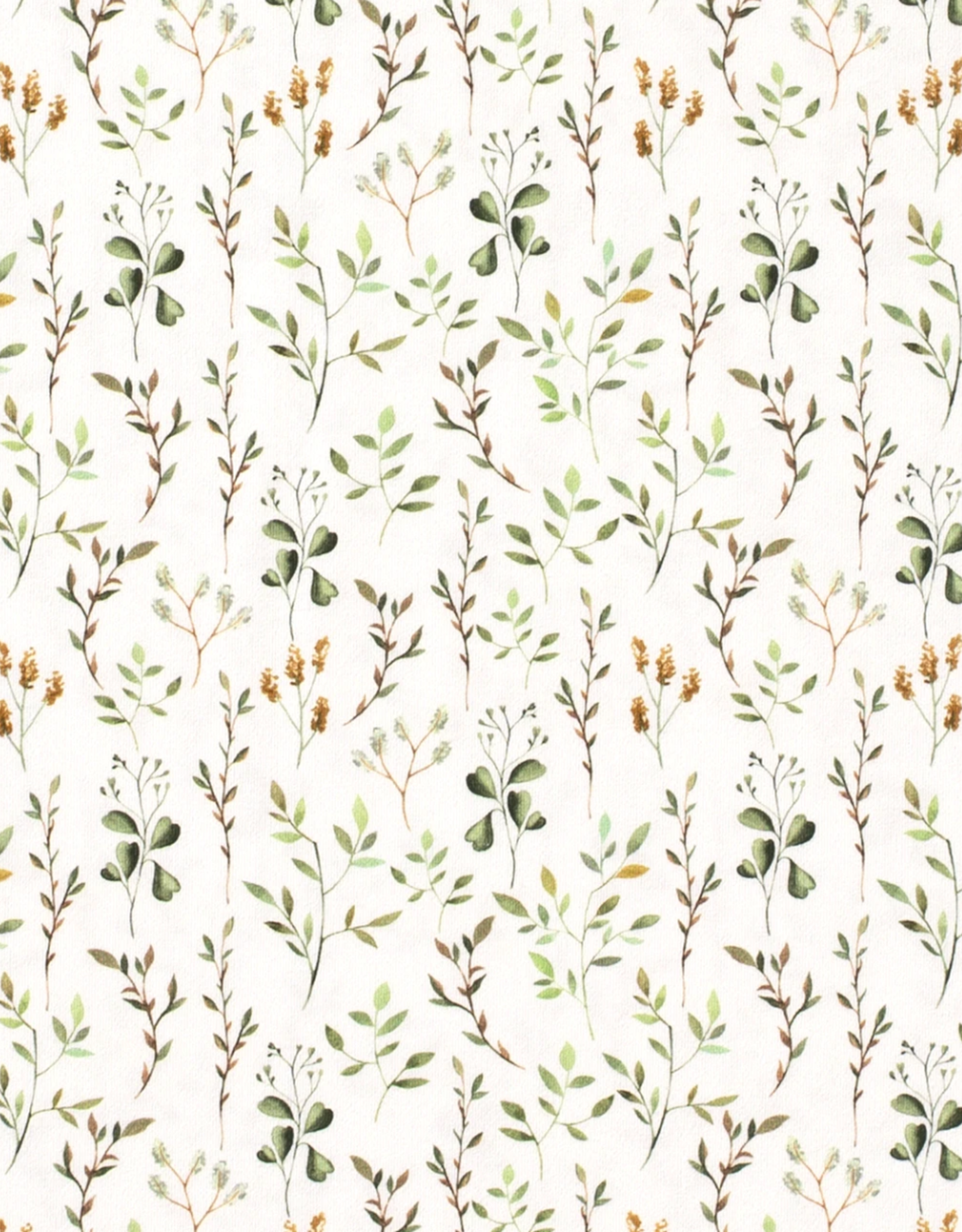 Tricot - Green Twigs