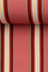 Viscose - Big Stripe Roze