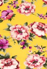 Polyestermix - Roses