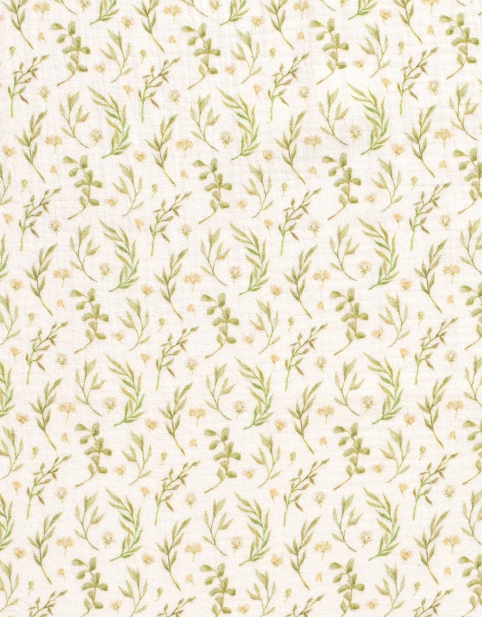 Tetra - Digi Leaves Off White