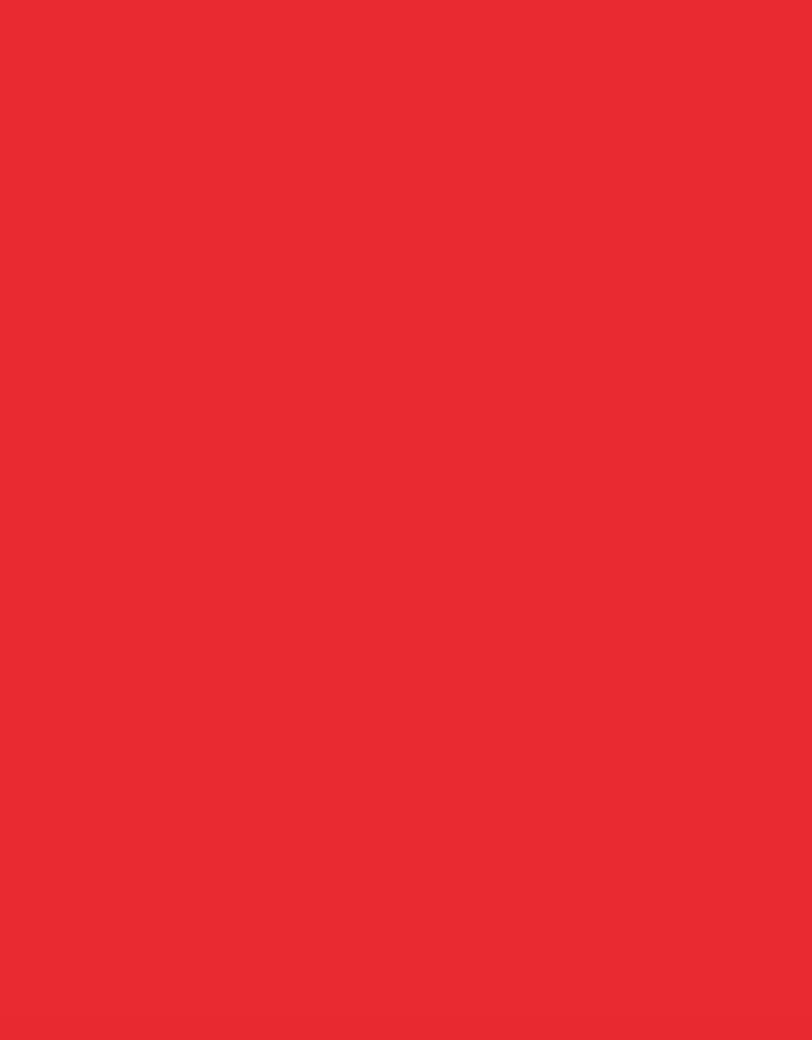 Flexfolie op rol - Rood