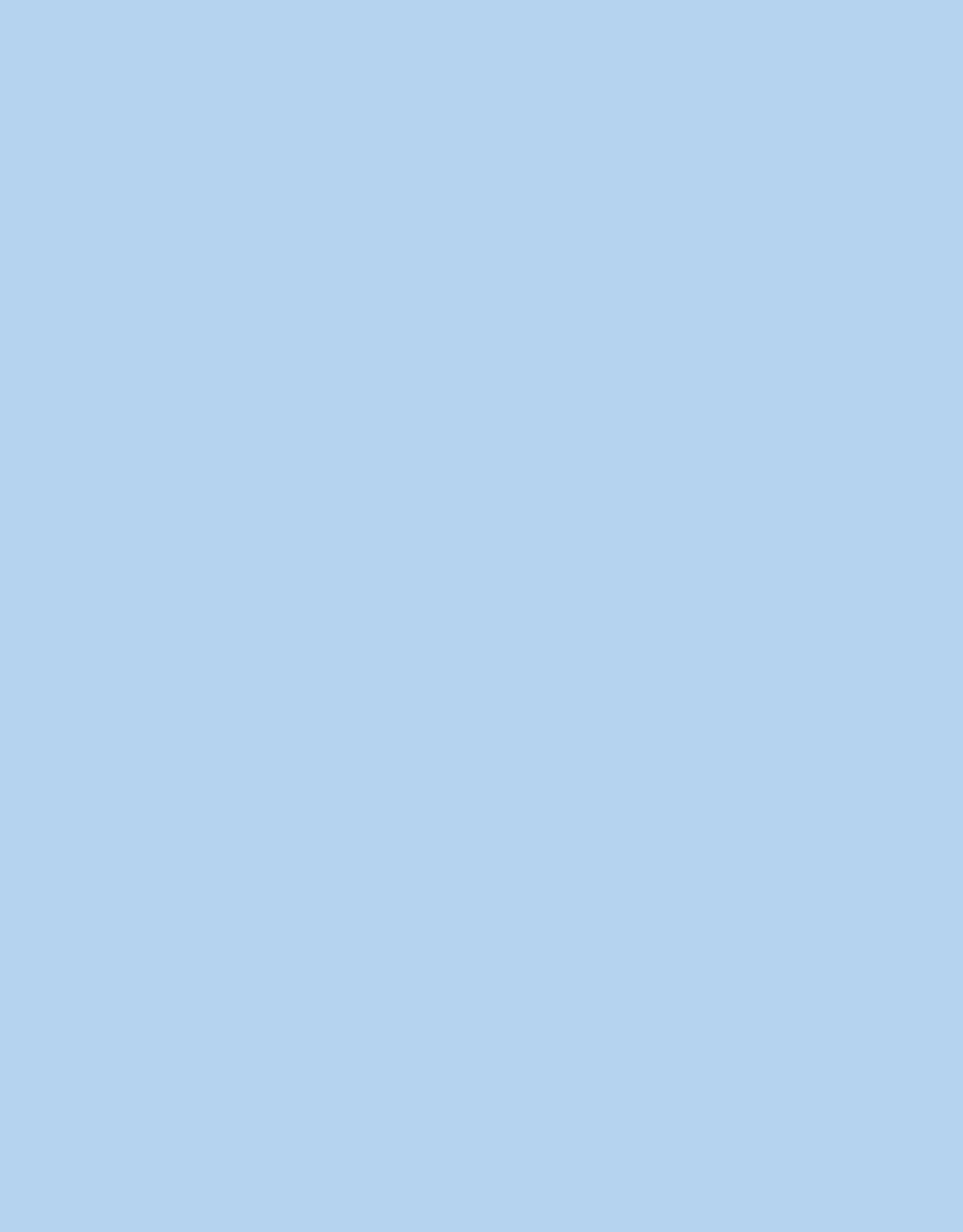 Vinyl op rol - Mat Babyblauw